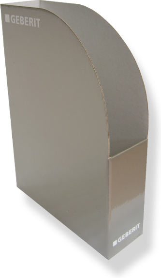 папка короб архивная