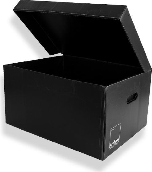 короб архивный с клапаном