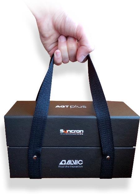 картон бокс для образцов AGT