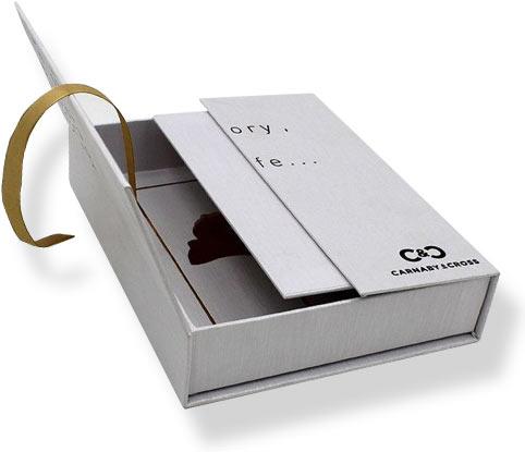 брендированные коробки на магнитах