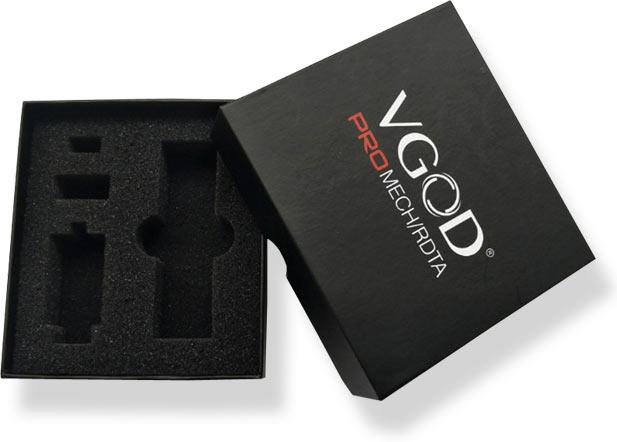 Фирменные коробки с логотипом