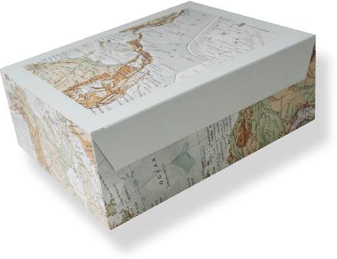 коробочки крафт