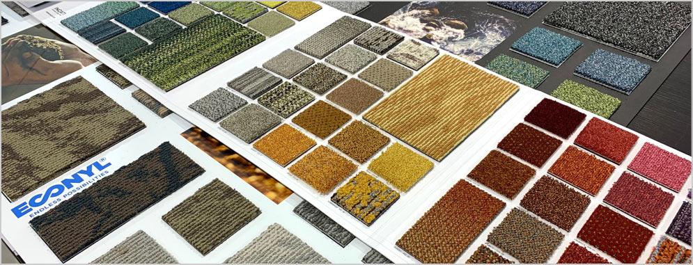 папки для ковровых покрытий