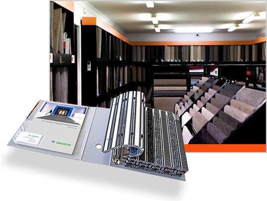 папки для продажи ковровых покрытий