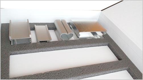 папка для профиля раздвижных систем шкафов