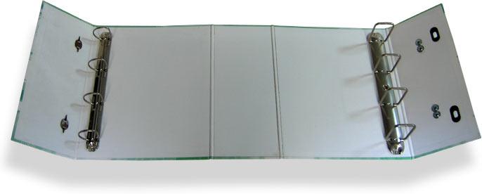 папки для образцов ткани